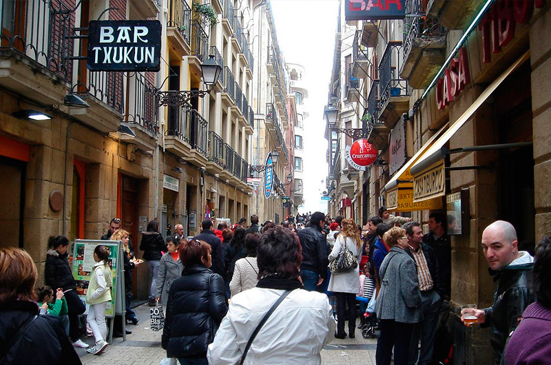 Calle Fermín Calbetón